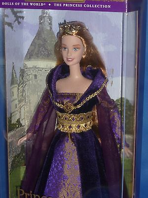 ♥ NRFB TOP DOTW Barbie Princess Prinzessin of the French Court Frankreich France