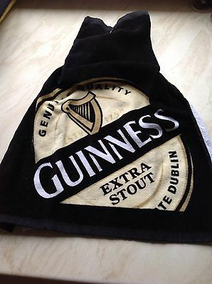 Golf Towel From Guiness