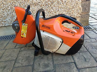 Stihl Ts410 Reconditioned, Petrol Disc Cutter Not Ts400