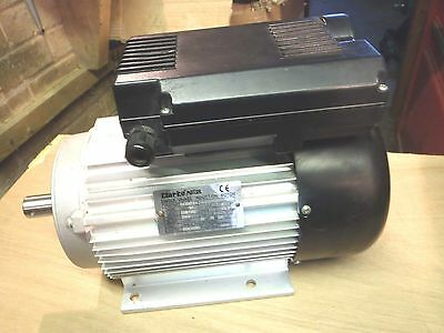 single phase electric motor 4hp 2p