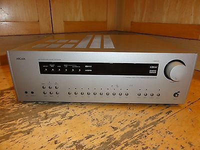 Arcam AVR350 Receiver 7.1 Channel Amplifier Hi-FI Stereo Home Cinema