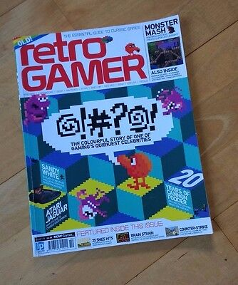Retro Gamer Magazine Issue 119