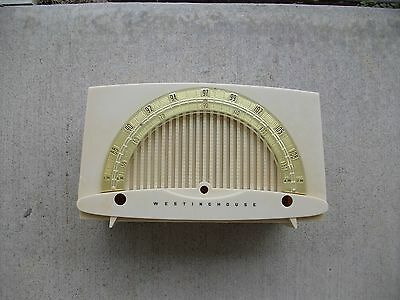 Vintage Deco Westinghouse Radio Case..case Only