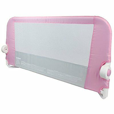 Lindam Easy Fit Bed Guard (Pink) - SAME DAY DISPATCH