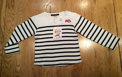 Weekend a' la mer Boutique Baby Top - 12 Months New With Tags