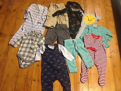 Baby Gap And M&S 6-9 Months Boys Bundle