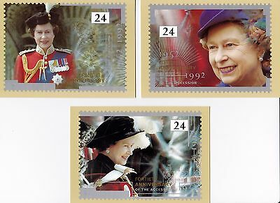 40th ANNIVERSARY of ACCESSION PHQ CARDS