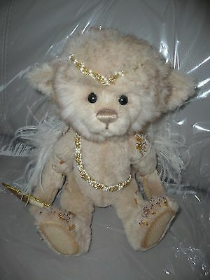 Charlie Bears ` CUPID ` Isabelle Collection Mohair Ltd Edition 200