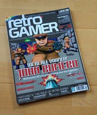 Retro Gamer Magazine Issue 75