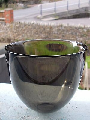 Orrefors Studio Art Glass Vase Scandinavian