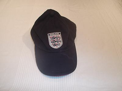 Child's M & S Navy England Baseball Cap Age 5 to 9