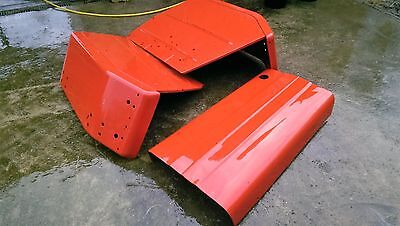 Massey Ferguson Tractor 135 tractor bonnet&pair of wings VAT FREE