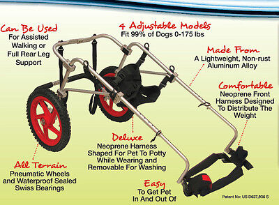 Best Friend Mobility Dog Wheelchair Size Large
