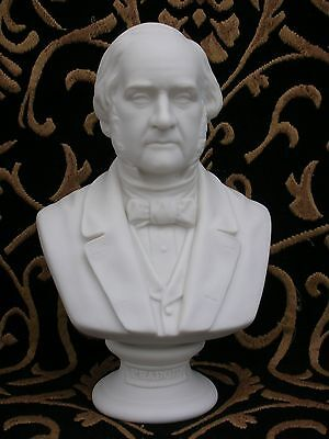 Peabody Parian Bust - Impressed Marking - Rarely Seen Item Of Victoriana.