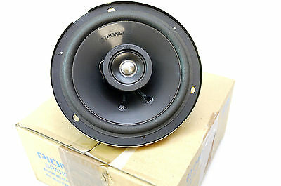 PIONEER TS-E1677 Car Vintage Coaxial TWO WAY Speaker/Lautsprecher ! OVP NOS