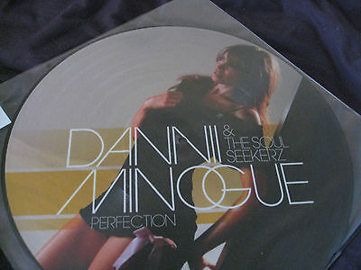 Dannii Minogue & The Soul Seekerz – Perfection (Picture Disc)