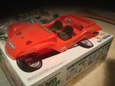 Tamiya sand Rover kit with Xb body shell !!!!