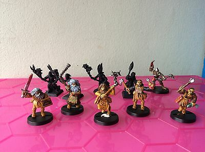 Mordheim Witch Hunters warband zealots and more pitfighters