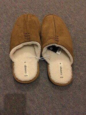 Men's Slippers Size 9/10