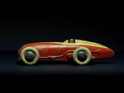 Racing Car • Dinky Toys 23a (England 1946) 2nd casting Type 3