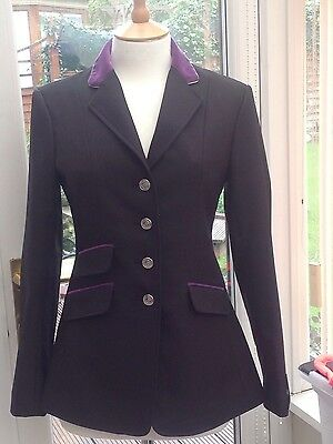 """New Shires Henley Competition Jacket 32"""""""
