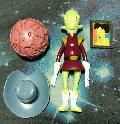 FUTURAMA KIF Action Figure by Toynami. Loose but excellent condition