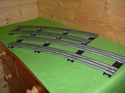 Hornby O gauge type double track