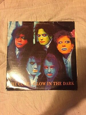 The Cure - Glow In The Dark RARE Bootleg Coloured Vinyl