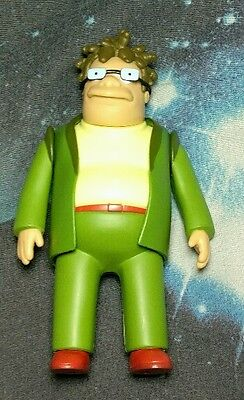FUTURAMA Hermes Action Figure by Toynami. Loose but excellent condition