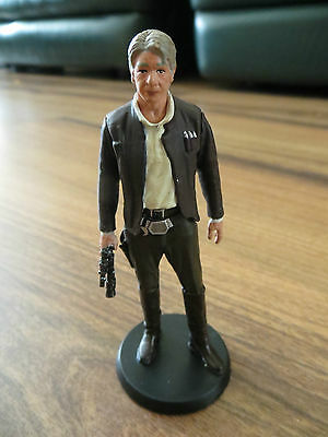 Star Wars: The Force Awakens Han Solo Mini Figure (Disney Exclusive)