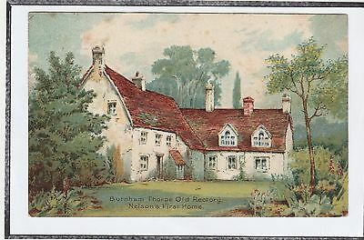 Burnham Thorpe Norfolk Old Rectory Nelsons First Home