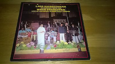 Lata Mangeshkar in concert with the Wren Orchestra LP Bollywood  Hindi Music