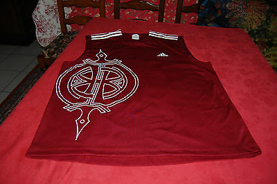 Tee Shirt Adidas Tribal // Sans Manches // Bordeaux // Taille  L  // Neuf