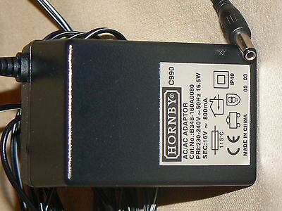 Scalextric Genuine Power Adaptor Wall Mounting