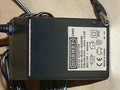 Scalextric Genuine Power Adaptor Wall Mounting C990