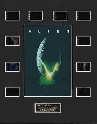 * Alien 35mm Film Cell Display *
