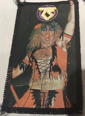 Twisted Sister Vintage Photo Patch