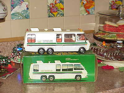 New Vintage Hess Training Van 1978 80 with Box Tested Lights Work Complete