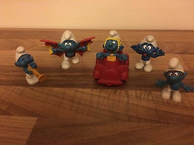 Smurfs - Vintage from 1970's