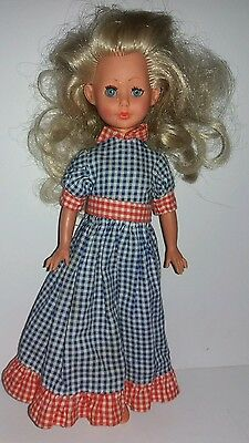 """Italo Cremona Corinne Suzanne With Outfit 1974 12"""" Vintage Fashion Doll"""