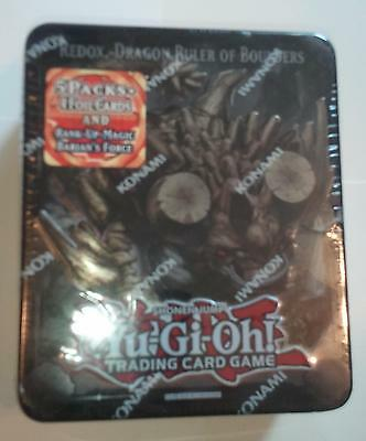 Yu-Gi-Oh Trading Card Game 2013 Wave 2 Collectible Tin includes 5 packs and more