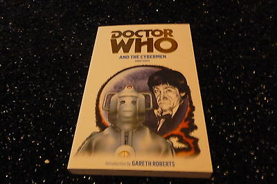 Doctor Who And The Cybermen -Gerry Davis 2011 P/b