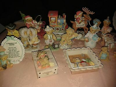 Cherished Teddies loose collection