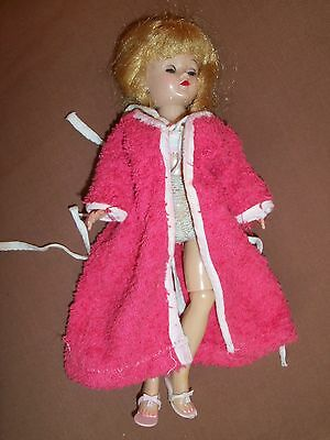 """Vintage 1957 Vogue """"Jill"""" Redhead Doll with Lace Underwear"""