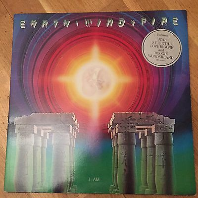 Earth Wind And Fire - I Am - Very Good Copy