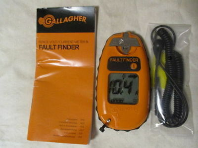NEW Gallagher Fault Finder Electric Fence Tester  ( Previously; SmartFix )