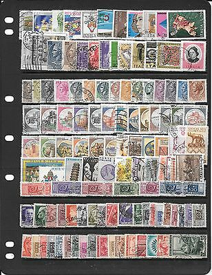 Italy  Collection Of Used Stamps Bb230