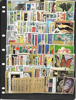 Thematic Collection Of Mixed Stamps Bb253
