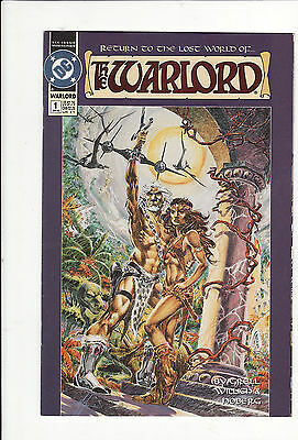 1992 Dc The Warlord Issue 1