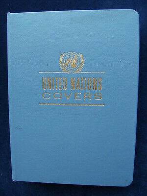 United Nations Album with x38 World / Foreign Covers 1977-78